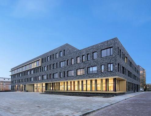exterieur IJsselcollege