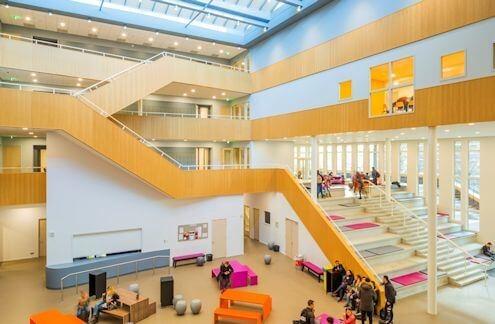 trappenhuis IJsselcollege